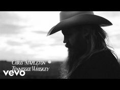 Chris Stapleton - Tennessee Whiskey (Audio)-- Seriously can not even deal with this guy. Country Love Songs, Country Music Videos, Music Love, New Music, Music Music, Chris Stapleton Tennessee Whiskey, Tennesse Whiskey, Chris Stapleton Traveller, Country Music