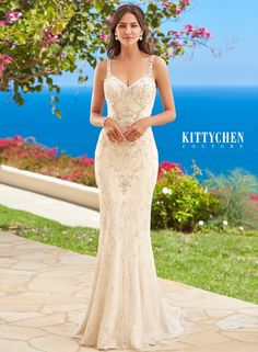 Wedding Dresses | Bridal Gowns | KittyChen Couture - Kinsley