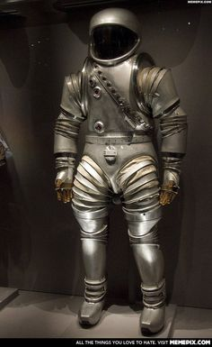 Space Suit from 1964