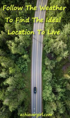 If you could choose the ideal location to live, where would it be? Check out my picks for the perfect place to live based on the weather. Tiny House On Wheels, Perfect Place, Weather, Live, Check, Blog, Travel, Viajes, Blogging