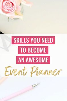 For anyone who has done it, working to become it, or is considering following their dreams knows that being an event planner is an incredibly rewarding career path. An event planner isn't often a position you 'fall into' it's one you chase!But what does it take? #events #eventplanning #blog #tips