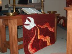 Pentecost Altar Frontal