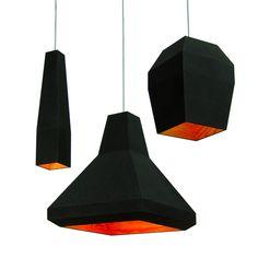 Deckenlampen - LOVAA 2 - ein Designerstück von komat bei DaWanda
