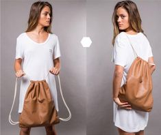 Camel brown leather backpack leather tote - #totebag #leatherbag #shoulderbag #softleatherbag #leatherbags #leatherbackpack #womanbackpacks #backpack #camelbrownleather #brownleatherhandbag #hipsterbackpack #leathertote #valentinesdaygift