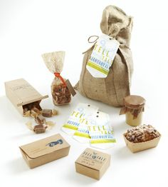 Tell Tale Society has seasonal preserves, confections, cookies and cakes that you can purchase every month.  Great idea!