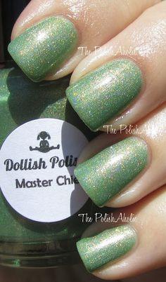 Dollish Polish Master Chief- The PolishAholic