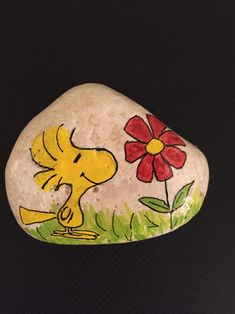24+ easy rock painting ideas, stone art for your inspiration #easyrock #painting #stoneart
