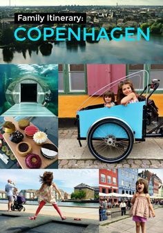 This is a detailed itinerary of our entire five day family trip to Copenhagen (with tons of pictures, of course). If you follow to the letter, you will be very happy! Copenhagen is the perfect place to introduce your kids to international travel.