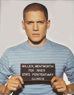 I LOVE Prison Break!