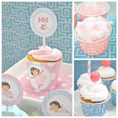 girly-dora-the-explorer-party-pastel-birthday-ideas-decorations-cake
