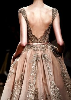 "queen-ghold: ""chiffonandribbons: ""Zuhair Murad Couture F/W 2016 "" Princess "" following back similar"