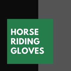Horse Riding Gloves, Equestrian Style, Hand Warmers, Horses, Cairo, Horse