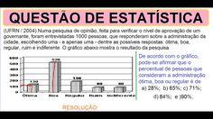 Curso de Estatística Interpretação de gráficos e tabelas Dados represent... https://youtu.be/wnutX8xU8L4
