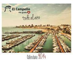 Calendario de El Campello 2014