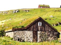 cubiertas ajardinadas en Noruega - Scandinavian grass / sood / turf roof arquitectura architecture miraquechulo