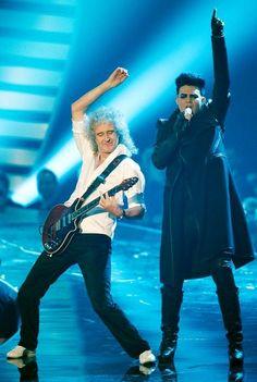 Queen + Adam Lambert and Elton John to Play Before Euro 2012 Final in Kiev