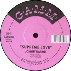 Johnny Darkos - Supreme Love