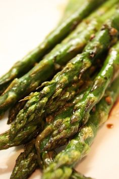Roasted Balsamic and Garlic Asparagus | Tasty Kitchen: A Happy Recipe Community!