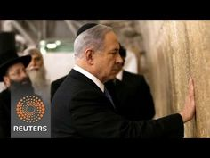 The morning after Benjamin Netanyahu's triumphant victory, he began his first day as Israel's re-elected Prime Minister, at The Western Wall in Prayer.