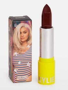 Make up 🌈🌻- rumor matte lipstick - Kylie cosmetics Mood Lipstick, Lipstick Art, Lipstick Dupes, Best Lipsticks, Lipstick Shades, Lipstick Colors, Lip Colors, Lipsticks, Beauty Products