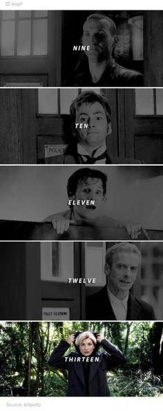 Gaaaaaaah I can't wait 'till series 11!