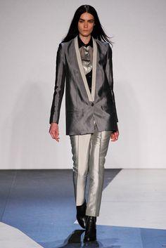 Helmut Lang Fall 2013 Ready-to-Wear Fashion Show - Natasha Remarchuk