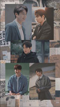 Aesthetic Iphone Wallpaper, Lee Min Ho, Homescreen, Korean Actors, Kdrama, Artist, Movie Posters, Kids, Wallpapers