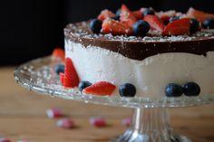 Hipp, hipp hurra! Bloggen er 2 år i dag! Da er det på sin plass å relansere familiens bursdagska... Pudding, Sweet, Desserts, Recipes, Cakes, Deserts, Custard Pudding, Kuchen, Puddings