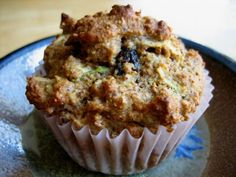 Low- Carb,  High- Fiber Bran Muffins (rich in omega 3 fatty acid) Recipe by TRISHJACK via @SparkPeople