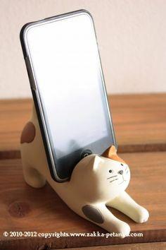 スタンド スマートフォン - 雑貨通販 zakka Petanko~ナチュラルでかわいい雑貨~