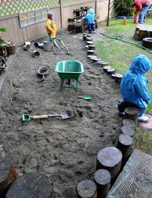 Stomping in the Mud: What Are Our Favourite Loose Parts?
