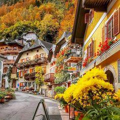 Hallstatt - Austria  Pic by ✨@basem.saliem