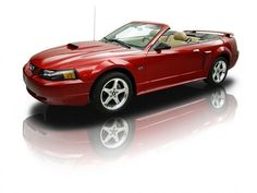 2003 Ford Mustang GT Convertible 4.6 - Car Pictures