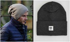 David Beckham Beanie | Get the David Beckham Winter Look with The Idle Man | Shop now | #StyleMadeEasy