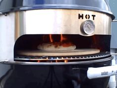The KettlePizza Turns Your Regular Grill Into A Backyard Pizzeria, Cuz Why Not