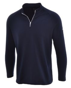 Adidas Climalite Junior Boys Long Sleeve Zip Golf Top - Navy - 16 Years by adidas. $19.99. Adidas ClimaLite provides a highly breathable fabric which wicks moisture away from the skin and is made from 100% Polyester