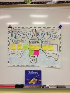 Summer School Fun and Stellaluna Comprehension Freebies!!