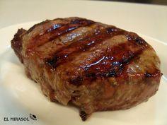 Ojo de bife / Eye of rib steak
