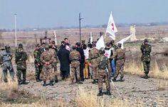 La Familia Yeghishe Gevorgyan fue transferida desde Azerbaiyán a Armenia la tarde del 12 de diciembre con la mediación del Comité Internacional de la Cruz Roja en la frontera de Armenia y Azerbaiyán.