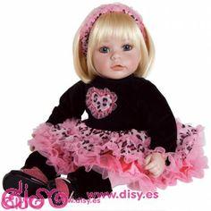 #muñecasadoradolls Muñecas Adora dolls - Muñeca Ready to Rock www.disy.es
