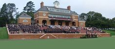 Opening Convocation 2012 at Hampden-Sydney College.