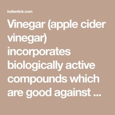 Vinegar (apple cider vinegar) incorporates biologically active compounds which are good against bacteria and germs. This is why this ingredient is one of the only natural remedies for various health troubles. It gets rid of the bad smell. It also treats fungal infections, softens the skin, enhances skin and hair quality, fights dandruff, and plenty …