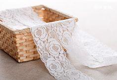 http://minglinlace.com/購物/蕾絲素材/明林蕾絲小天馬拉雪兒蕾絲條碼古典花款台灣製米白色-2