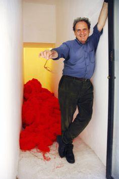 ALBERTO GARUTTI :: IL FILO ROSSO | DROME magazine