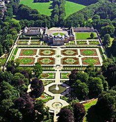 Het Loo Royal Palace, Apeldoorn, the Netherlands. My Groot Opa was Queen Wilhelmina's gardener here.