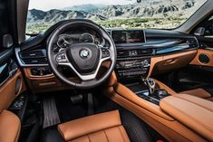 All-New 2015 BMW X6 Such an attractive cockpit ✊