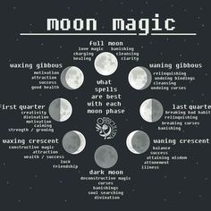 Shared by Find images and videos about moon, magic and wicca on We Heart It - the app to get lost in what you love. Wiccan Spells, Magick, Types Of Witchcraft, Curse Spells, Wiccan Rituals, Magic Spells, Tarot, Waxing Gibbous, Moon Magic