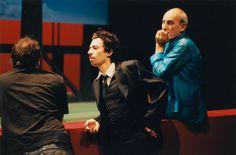 Les Barbares |   MAXIME GORKI -  PATRICK PINEAU © Max Hureau 2003