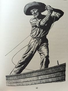 """a love story in the old man and the sea by ernest hemingway A metaphor in """"the old man in the sea"""" by ernest hemingway is the parallel between the fisherman santiago's hands and the wounds of jesus christ during the."""