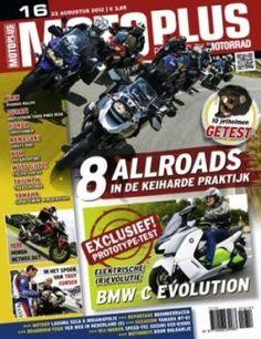 5 nummers € 10,- [stopt automatisch]: MotoPlus is het nieuwe motorblad van Nederland met iedere twee weken het laatste motornieuws, interviews, tests, rij-impressies en reportages.